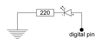 infrared emitter schematic